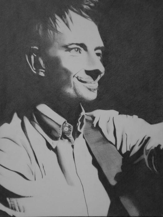 Thom Yorke by Littlestep